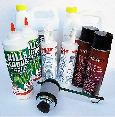 Kill Bed Bugs Kit (3-4 Rooms)